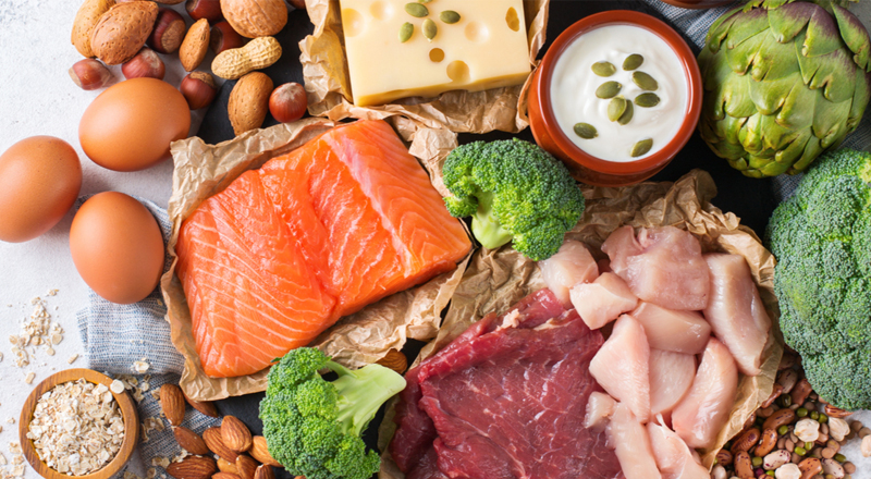 Bcaa - Dallı zincirli amino asitler