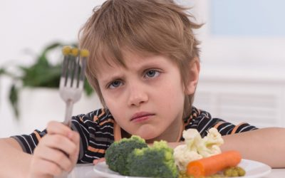 Otizm Beslenme Sorunları